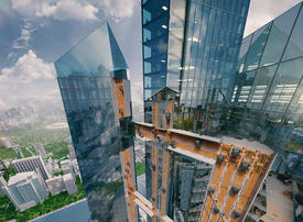 World's first ropeless elevators to feature at Expo 2020