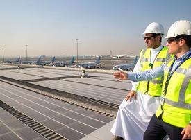 Dubai's DXB installs region's largest airport solar energy system