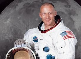 Interview: Buzz Aldrin - man on a mission