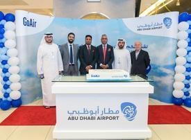 India's GoAir launches first flights between Mumbai and Abu Dhabi