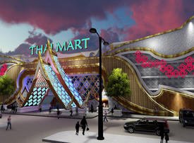 Bahrain's Thai-inspired shopping destination on track for Q4 opening