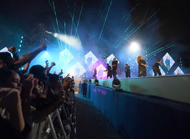 Jeddah World Fest a 'turning point' for Saudi youth culture, says organiser