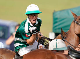 Gallery: King Power Gold Cup final at Cowdray Park