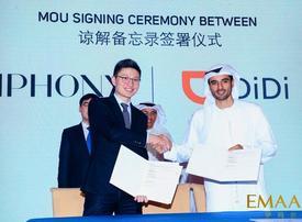 Chinese ride-hailing app Didi to set up JV venture in Abu Dhabi