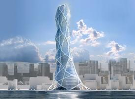 Where are they now? Abu Dhabi's Bionic Tower