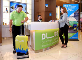 Check-in while you shop, dine at Dubai Mall
