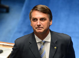 Brazil's President Bolsonaro to visit UAE, Saudi Arabia in October