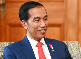 Indonesian president Jokowi courts UAE, Saudi Arabia in pursuit of investment