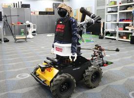 UAE university reveals cut-price 3D printed robot project