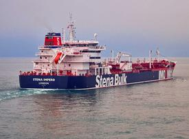 British-flagged tanker docks in Dubai after Iran release