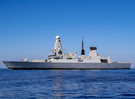 UK deploys Destroyer to protect shipping in Strait of Hormuz