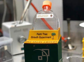 UAE palm seeds reach International Space Station for experiment