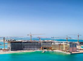 Heart of Europe project sales hit $155m as construction progresses
