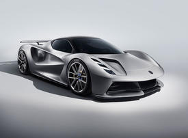 Gallery: Lotus Evija - the first all-electric British hypercar