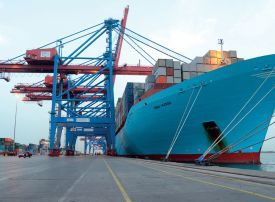 Saudi issues licence to Maersk to operate in all ports