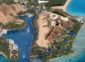Saudi luxury project Amaala signs deal to protect marine environment