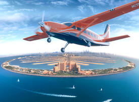 Dubai's Jetex to be ready for electric private jet flights next year