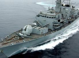UK reinforces naval forces in Gulf with additional ship