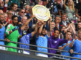 Manchester City win season's first silverware against rivals Liverpool
