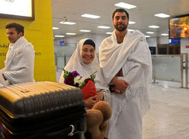 Gallery: Christchurch victims arrived in Jeddah to perform Hajj