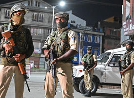 India to ease Kashmir curfew 'after Thursday'