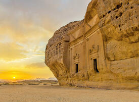 Saudi's Al Ula inks Aman deal to create desert resorts