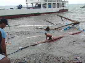 UAE-based expats among victims of Philippines ferries tragedy
