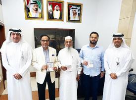 Three from same Bangladeshi family get UAE Gold Visa