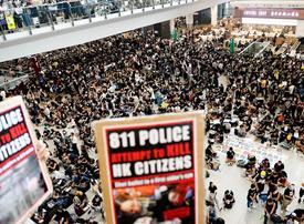 Emirates, Etihad cancel Hong Kong flights after airport protests