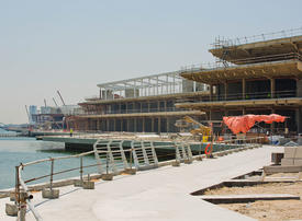 Abu Dhabi's new social dining and entertainment destination will be dry