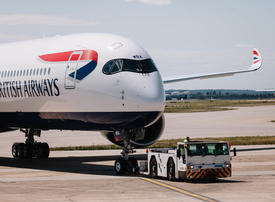 British Airways picks Dubai to launch first A350 route