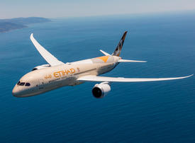 Etihad named most punctual airline in region in H1 2019