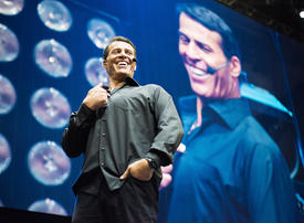 8,000 tickets sold so far for Tony Robbins motivational event in Dubai