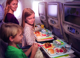 Revealed: Top 10 best airlines for travelling with kids