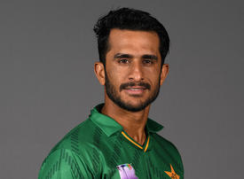 Pakistani cricket star Hasan Ali married in Dubai