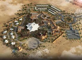 Sharjah chases glamping tourists with opening of new desert retreat