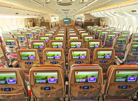 Emirates denies report inflight TV system is used to record passengers
