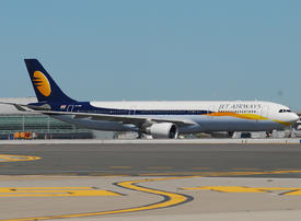 South American group expresses interest in grounded Jet Airways