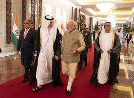 UAE is key partner to achieve $5trn Indian economy, says PM Modi
