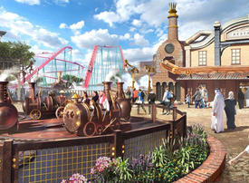 No gender division at new Six Flags theme park in Saudi Arabia