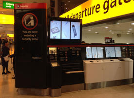 Video: 3D scanners to reduce queues at UK airports