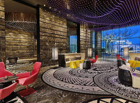 Gallery: A look inside Oman's luxury hotel W Muscat