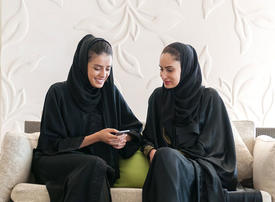 Watch: how Emirati women are helping to shape the UAE