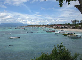 Saudi mother and daughter drown off Indonesian island