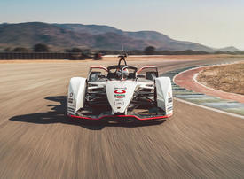 TAG Heuer partners with Porsche Formula E team