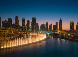 Revealed: How much artists can earn by having their music on Dubai Fountains