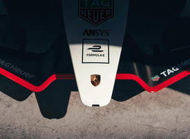 Gallery: Porsche reveals 99X Electric Formula E racing car