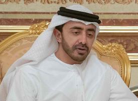 UAE, Saudi foreign ministers set for Pakistan meeting