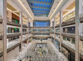 Video: A look inside The Galleria Maryah Island's expansion
