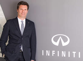 Driving force: Markus Leithe, Infiniti Middle East